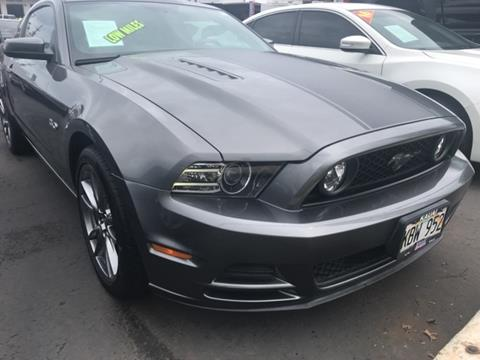 2013 Ford Mustang for sale in Kapaa HI