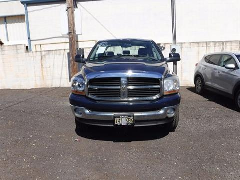 2006 Dodge Ram Pickup 1500 for sale in Kapaa, HI