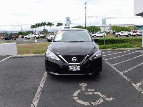 2017 Nissan Sentra for sale in Kapaa, HI