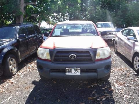 2006 Toyota Tacoma for sale in Kapaa, HI