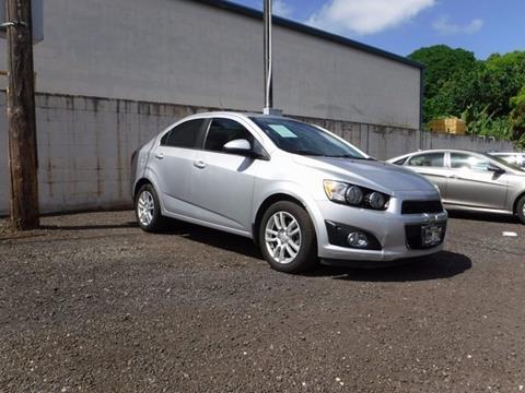 2013 Chevrolet Sonic for sale in Kapaa, HI
