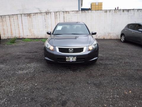 2009 Honda Accord for sale in Kapaa, HI