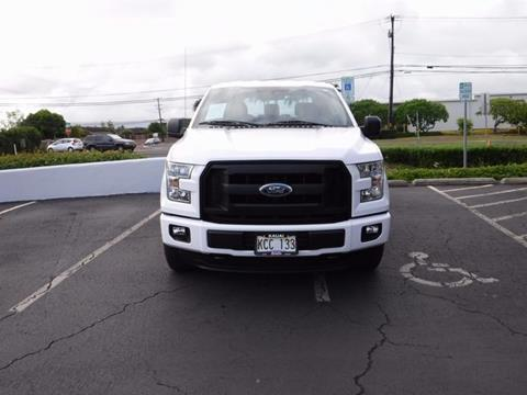 2015 Ford F-150 for sale in Kapaa, HI
