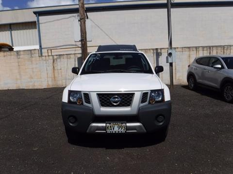 2012 Nissan Xterra for sale in Kapaa HI
