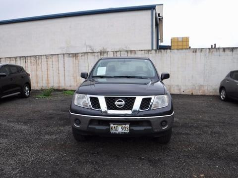 2010 Nissan Frontier for sale in Kapaa, HI