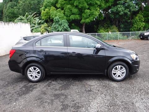 2014 Chevrolet Sonic for sale in Kapaa, HI