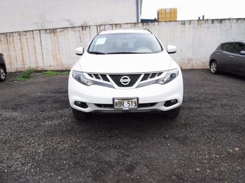 2014 Nissan Murano for sale in Kapaa, HI