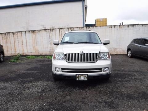 2006 Lincoln Navigator for sale in Kapaa, HI