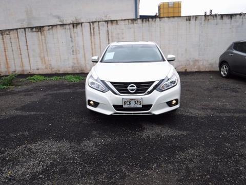 2016 Nissan Altima for sale in Kapaa, HI