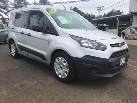 Cargo Vans For Sale In Hawaii