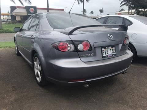 Mazda Mazda6 For Sale In Hawaii