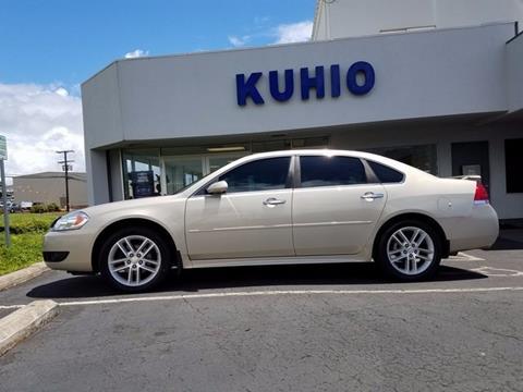 2012 Chevrolet Impala for sale in Kapaa, HI