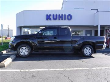 2013 Toyota Tacoma for sale in Kapaa, HI