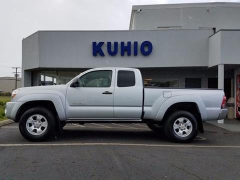 2006 Toyota Tacoma for sale in Kapaa HI