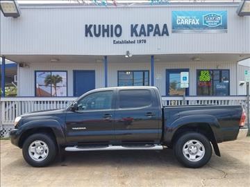 2005 Toyota Tacoma for sale in Kapaa, HI