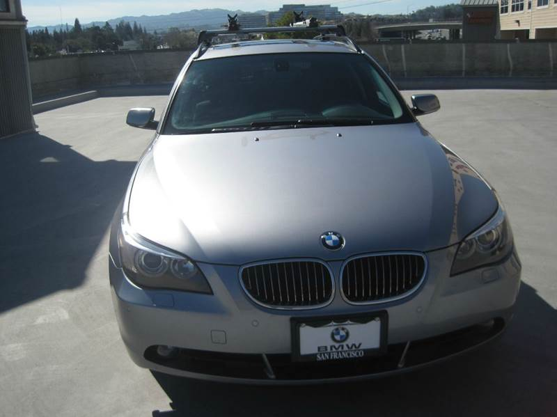 2007 BMW 5 Series AWD 530xi 4dr Wagon - Walnut Creek CA