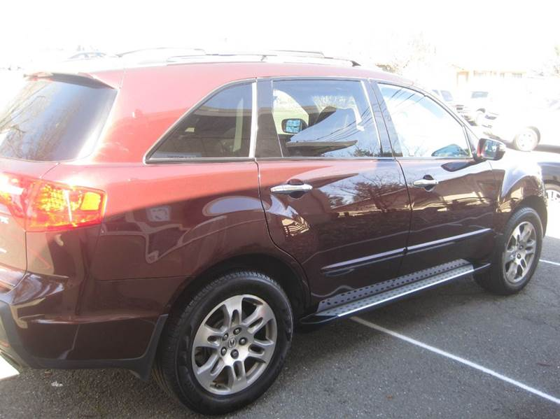 2008 Acura MDX SH-AWD 4dr SUV w/Technology Package - Walnut Creek CA