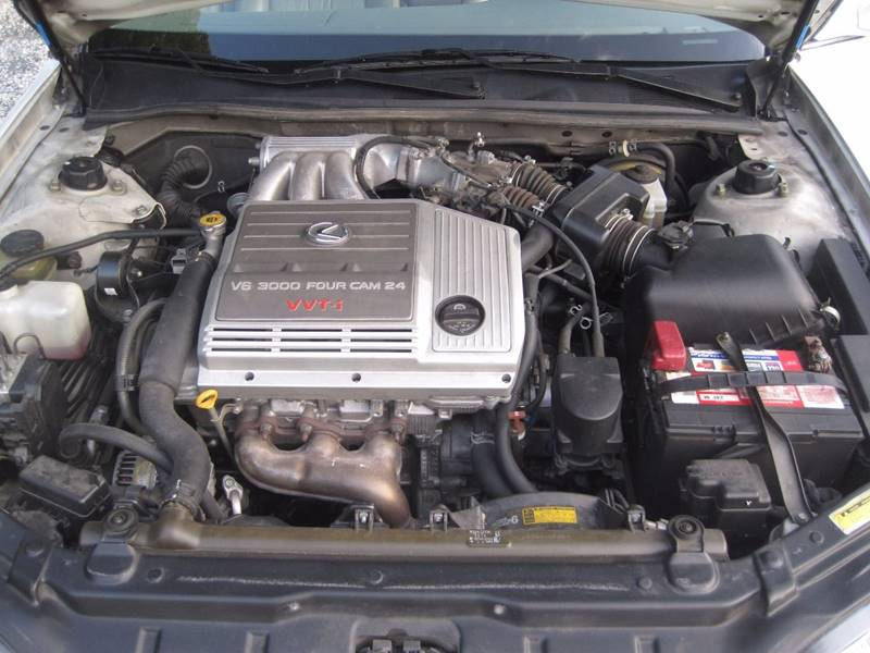 2000 Lexus ES 300 4dr Sedan - Walnut Creek CA