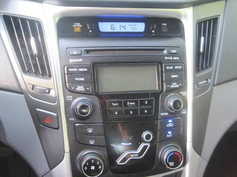2012 Hyundai Sonata GLS 4dr Sedan - Walnut Creek CA