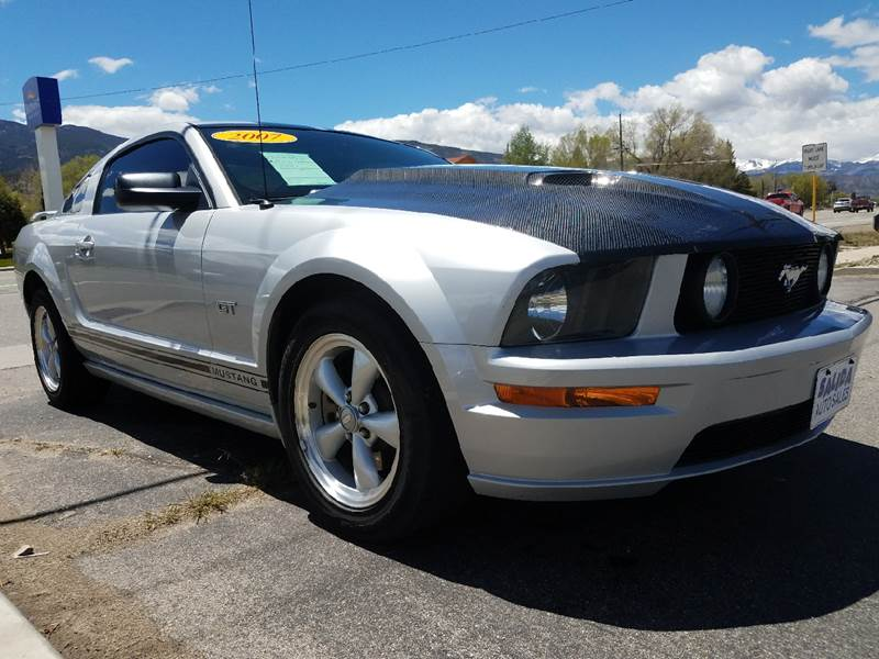 2007 Ford Mustang GT Premium 2dr Coupe - Salida CO