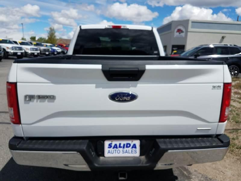 2015 Ford F-150 4x4 XLT 4dr SuperCab 6.5 ft. SB - Salida CO