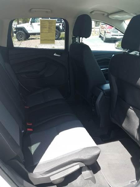 2017 Ford Escape AWD SE 4dr SUV - Salida CO