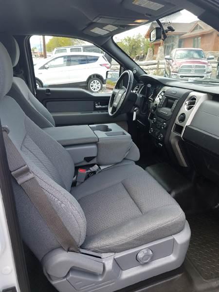2014 Ford F-150 4x4 XLT 4dr SuperCrew Styleside 6.5 ft. SB - Salida CO