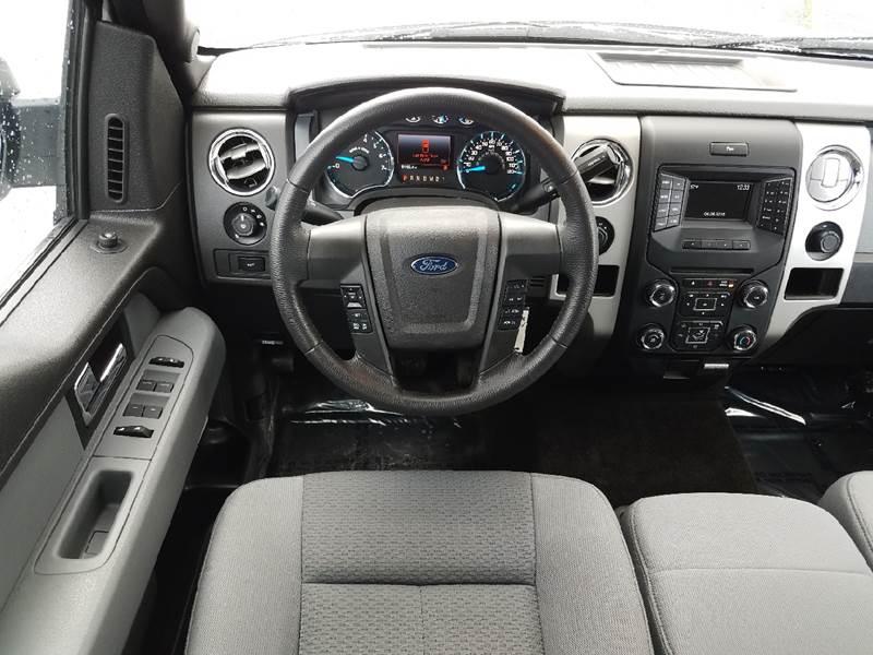 2014 Ford F-150 4x4 XLT 4dr SuperCrew Styleside 5.5 ft. SB - Salida CO