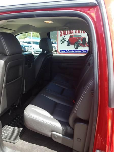 2013 GMC Sierra 1500 4x4 SLE 4dr Crew Cab 5.8 ft. SB - Salida CO