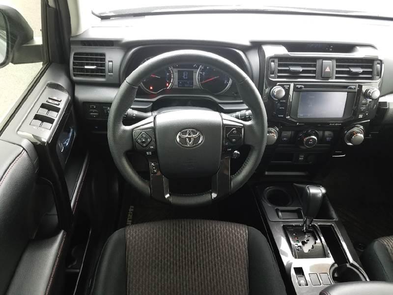 2016 Toyota 4Runner 4x4 Trail 4dr SUV - Salida CO