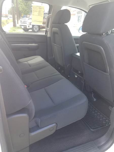 2013 Chevrolet Silverado 1500 4x4 LT 4dr Crew Cab 5.8 ft. SB - Salida CO