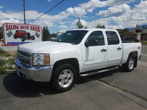 2013 Chevrolet Silverado 1500 for sale in Salida, CO