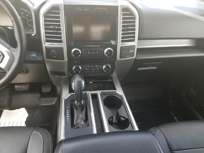 2015 Ford F-150 4x4 Lariat 4dr SuperCrew 5.5 ft. SB - Salida CO