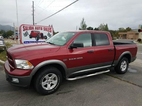 2011 RAM Ram Pickup 1500 for sale in Salida, CO