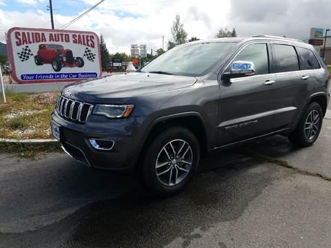 2017 Jeep Grand Cherokee for sale in Salida, CO