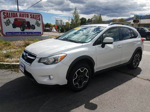 2014 Subaru XV Crosstrek for sale in Salida, CO