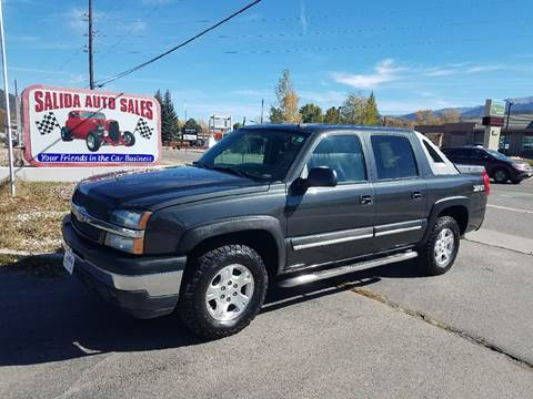2006 Chevrolet Avalanche for sale in Salida, CO
