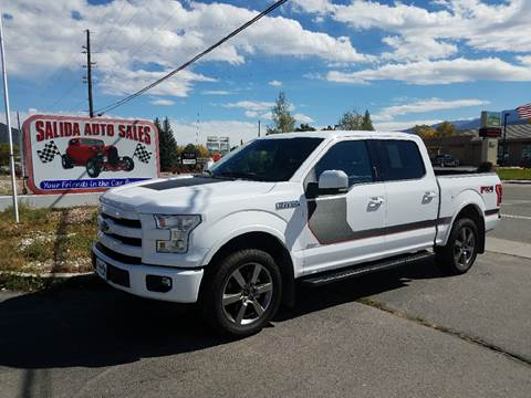 2015 Ford F-150 for sale in Salida, CO