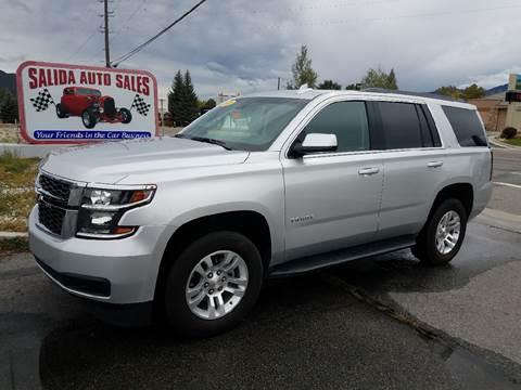 2017 Chevrolet Tahoe for sale in Salida, CO