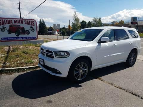 2017 Dodge Durango for sale in Salida, CO