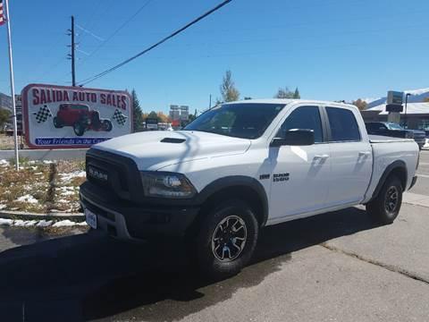 2017 RAM Ram Pickup 1500 for sale in Salida, CO