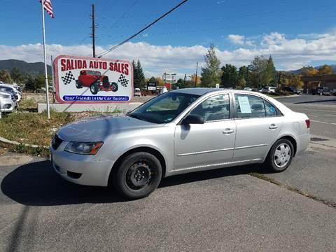 2008 Hyundai Sonata for sale in Salida, CO