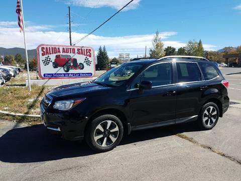 2017 Subaru Forester for sale in Salida, CO