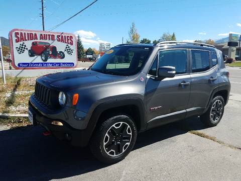 2017 Jeep Renegade for sale in Salida, CO
