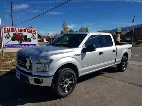 2016 Ford F-150 for sale in Salida, CO