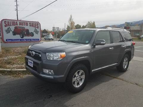 2013 Toyota 4Runner for sale in Salida, CO