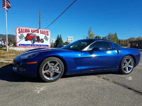 2006 Chevrolet Corvette for sale in Salida, CO