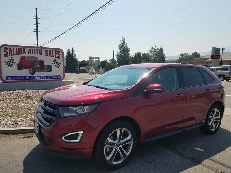 Ford Edge Awd Sport Dr Crossover Salida Co