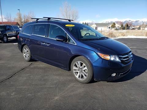 2014 Honda Odyssey for sale at Salida Auto Sales in Salida CO