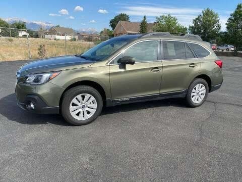2019 Subaru Outback for sale at Salida Auto Sales in Salida CO